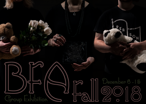 BFA Fall Exhibition 2018